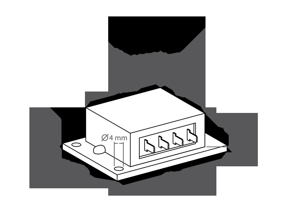 m038n transformador de corriente directa