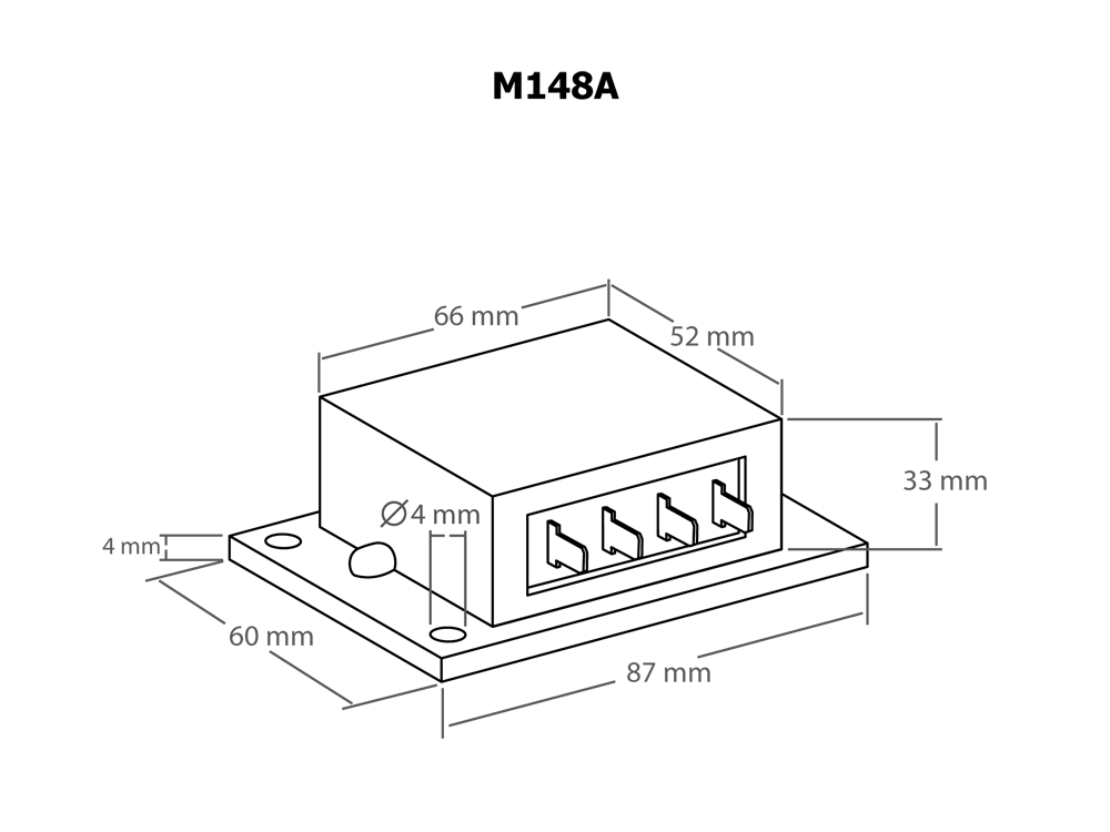 m148a battery guard 12 v  dc