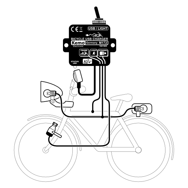 m172 bicycle charge controller usb mini b Micro USB 5 Pin Wiring Diagram m172 app1